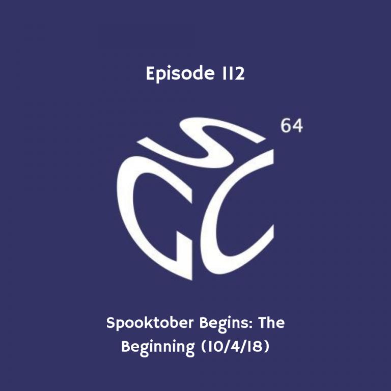 Super Gamecast 64 Episode 112
