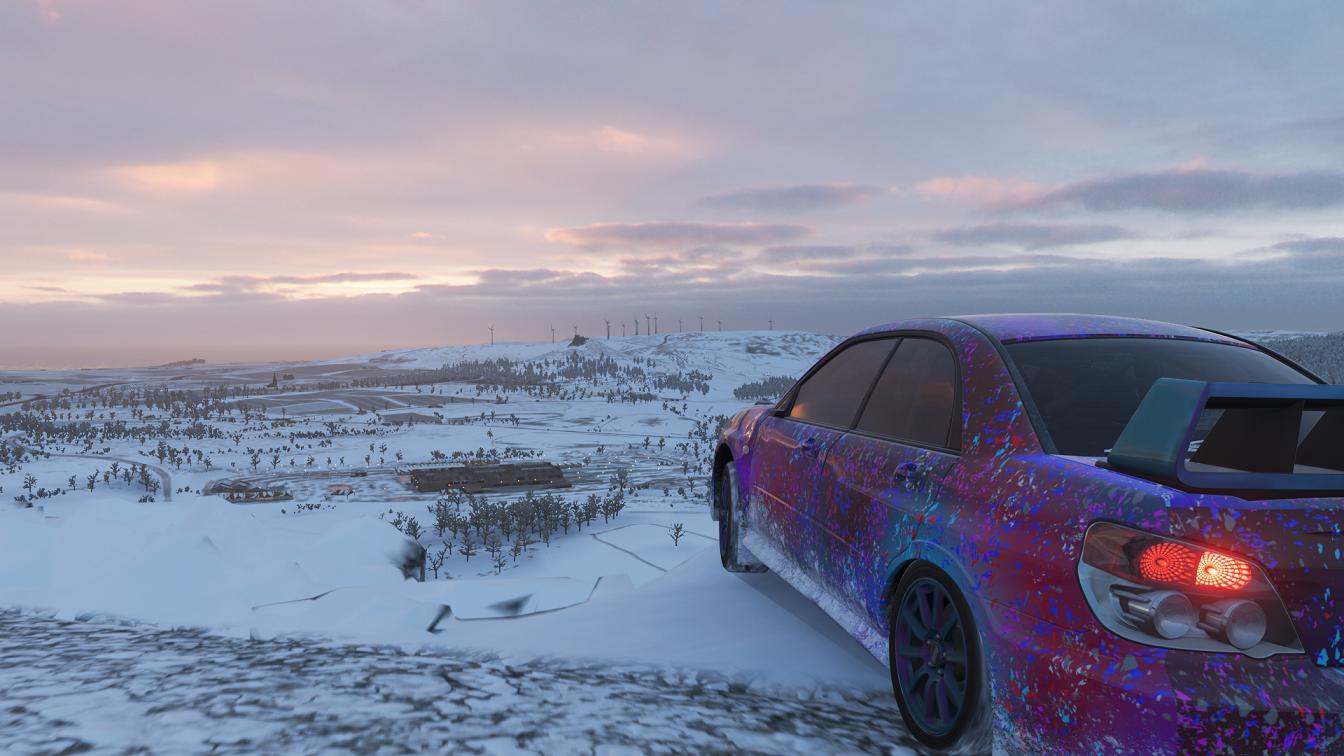 Forza Horizon 4 Impreza WRX STi Galaxy