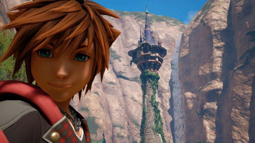 Kingdom-Hearts-3-Sora-Selfie