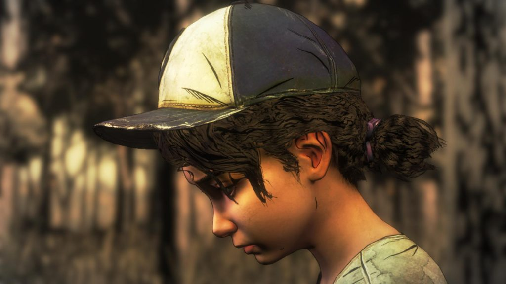 Walking Dead Final Season Episode 3 Young Clementine