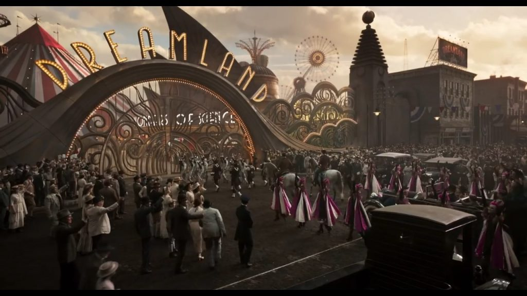 Dumbo Dreamland Entrance