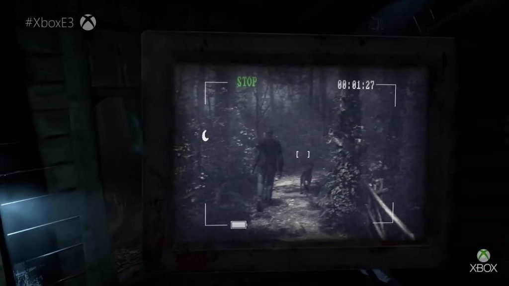 Blair Witch E3 2019 Gameplay