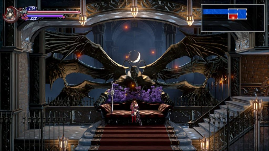Bloodstained Ritual of the Night Save room