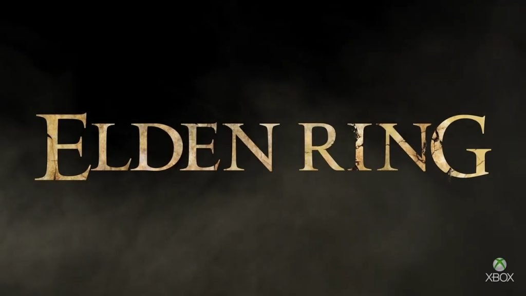 Elden Ring E3 2019 Logo