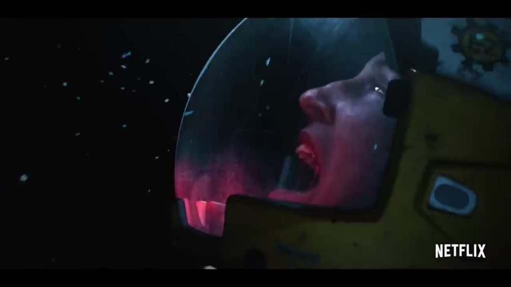 Astronaut Love Death and Robots
