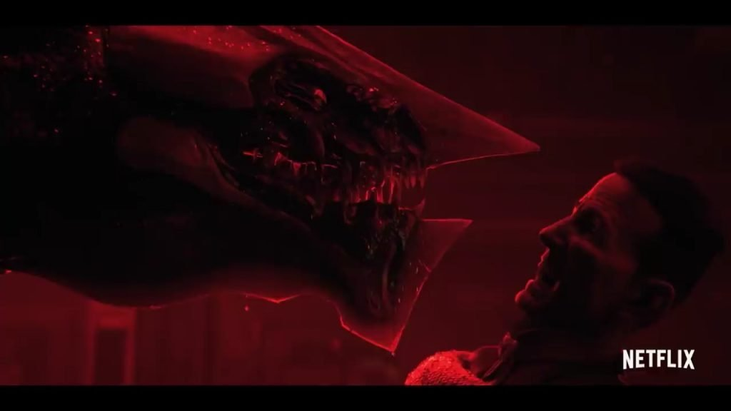Sonnies Edge Monster Love Death and Robots