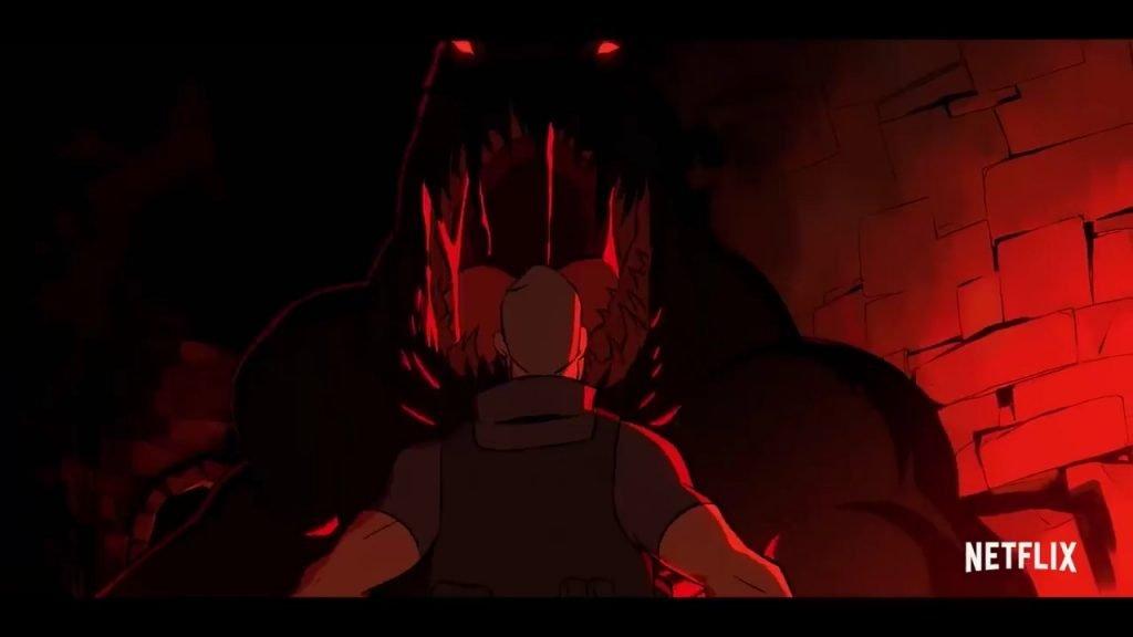 Sucker of Souls Demon Netflix