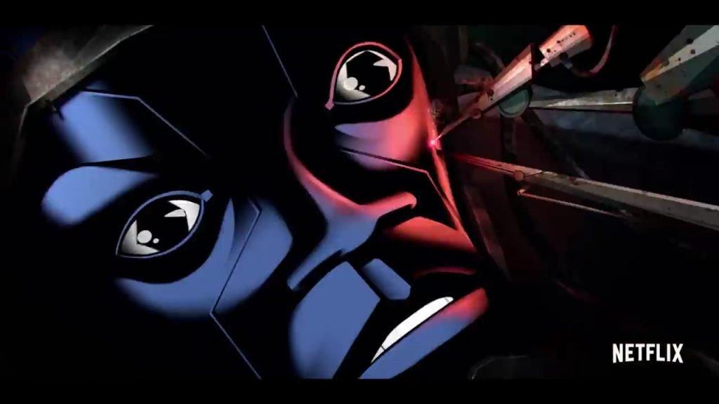 Zima Blue Love Death and Robots