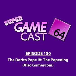 Super Gamecast 64 Episode 130 Art