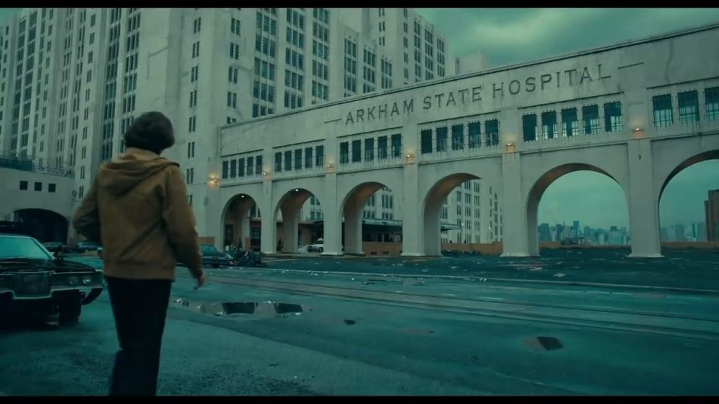 Arkham State Hospital