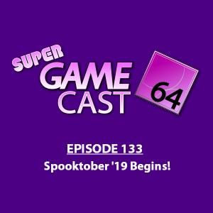 Episode 133 Spooktober 2019 Begins