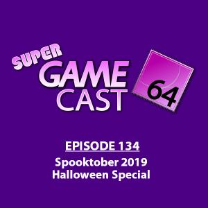 Episode 134 Spooktober 2019 Halloween Special