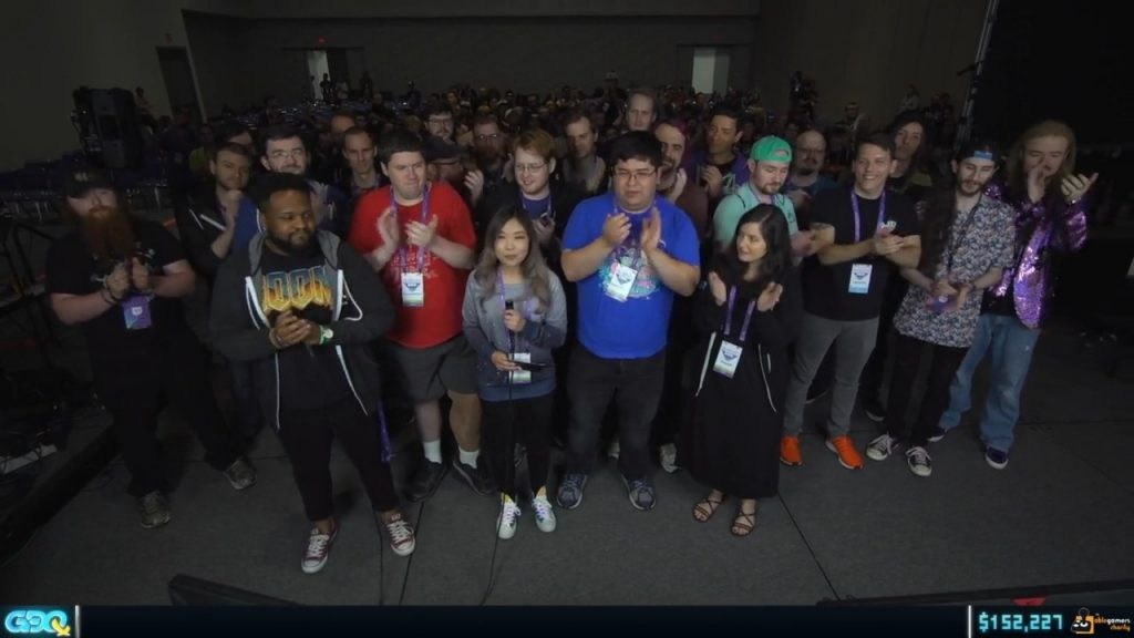 Streamers and Attendees Gather at GDQx 2019