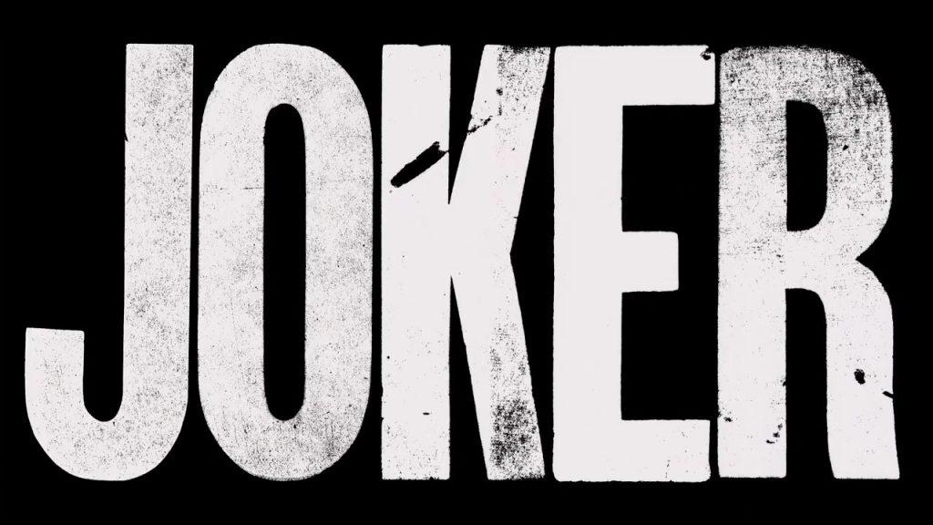 Joker Title Card