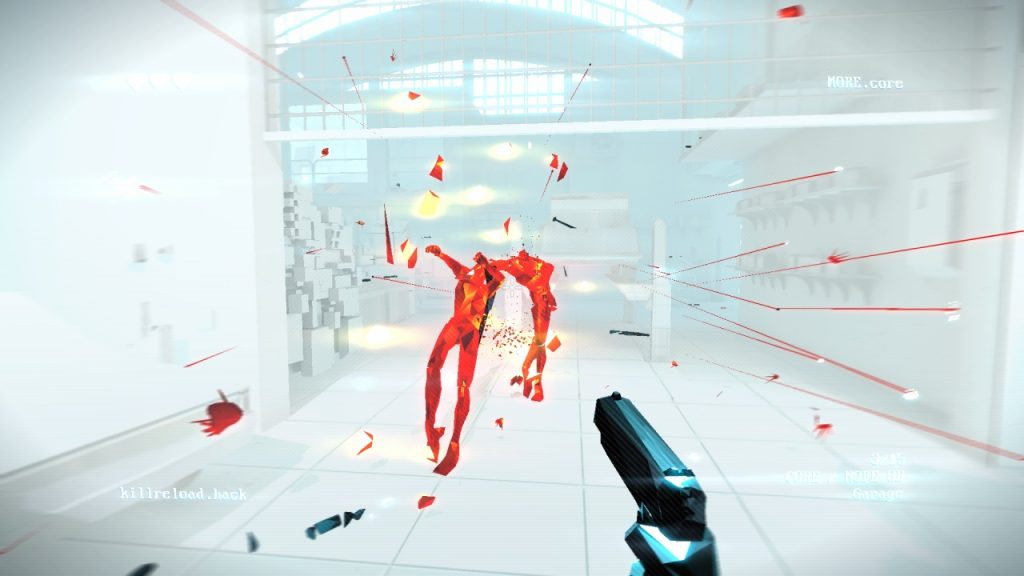 Superhot Mind Control Delete Double Kill