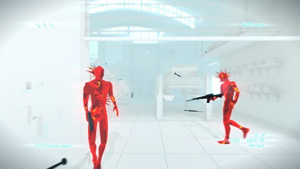 Superhot Mind Control Delete Spikeheads